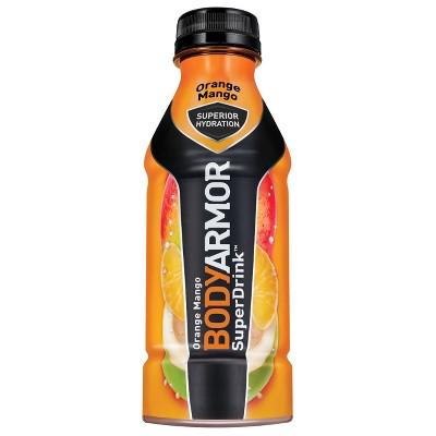 BODYARMOR Orange Mango - 16 fl oz Bottle