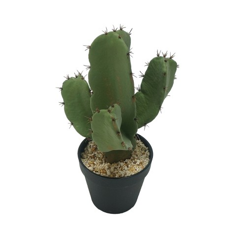 Potted Faux Ball Cactus Plant Ab Home Inc Target