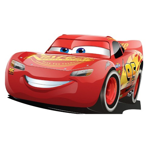 Lightning Mcqueen Cars 3 Stand In Target