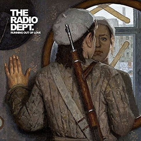 Radio Dept. - Running Out Of Love (CD) - image 1 of 1