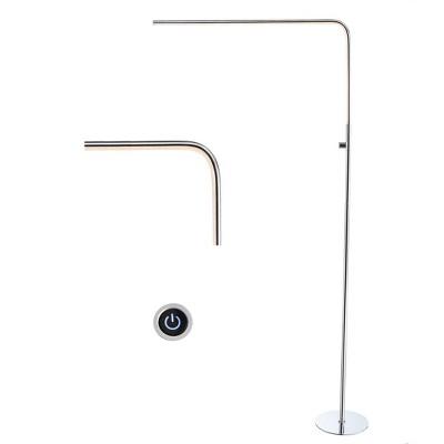 "63"" Natalie Floor Lamp (Includes Energy Efficient Light Bulb) - JONATHAN Y"
