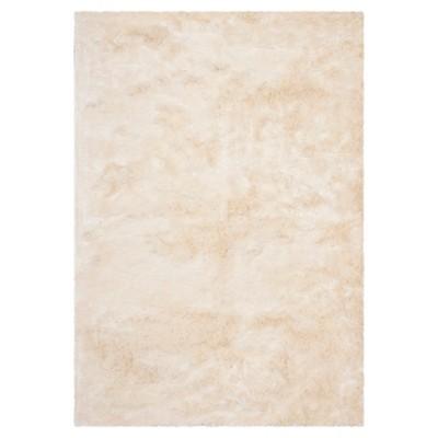 Ivory Solid Loomed Area Rug - (8'X10')- Safavieh®