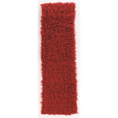 100% New Zealand Wool Flokati Rug - Linon