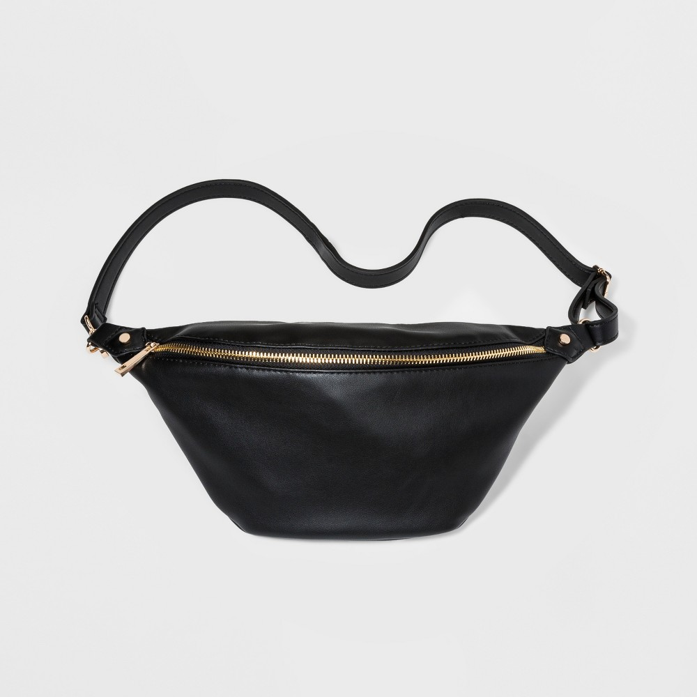 Women's Fanny Pack - A New Day Black