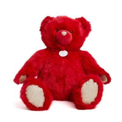 FAO Schwarz Toy Plush Ruby Bear 60cm