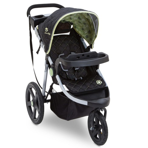 j is for jeep brand adventure all-terrain jogger stroller : target