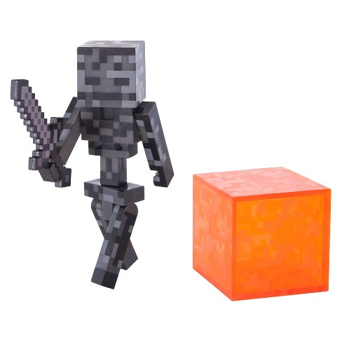 Minecraft Wither Skeleton Core Figure Pack Target