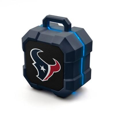 NFL Houston Texans LED ShockBox Speaker