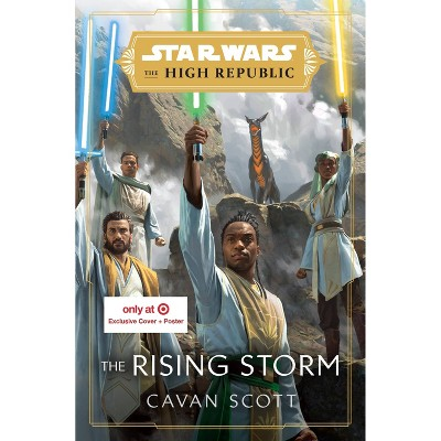 Star Wars: Rising Storm - Target Exclusive Edition by Scott Cavan (Hardcover)