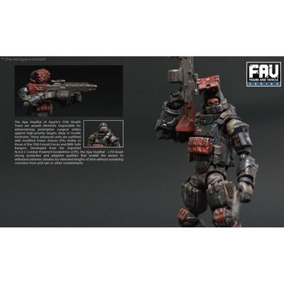 FAV-A09 Ajax Hoplitai 1:18 Scale | Acid Rain Fav Action figures