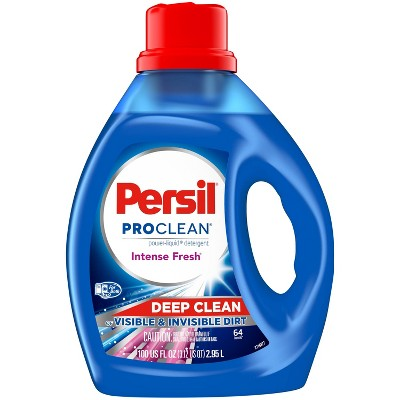 Persil Intense Fresh Liquid Laundry Detergent - 100 fl oz