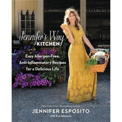 Jennifer's Way Kitchen - by  Jennifer Esposito (Hardcover) - image 1 of 1