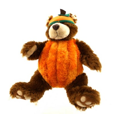 "Boyds Bears Plush 16.0"" Bubba Punkinbelly Autumn Toy Tested Bear  -  Decorative Figurines"