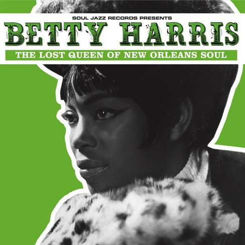 Betty Harris - Betty Harris:Lost Queen Of New Orlean (CD) - image 1 of 1