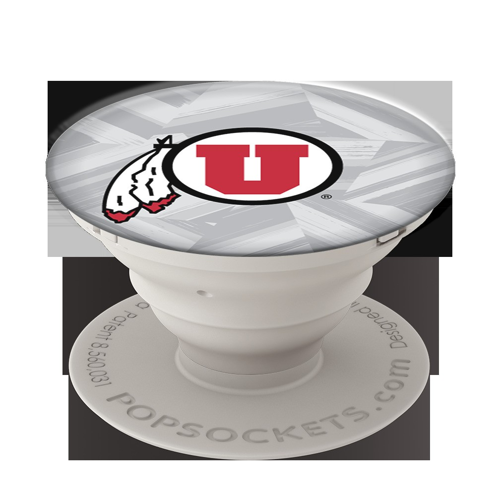 NCAA Utah Utes PopSockets Cell Phone Grip & Stand
