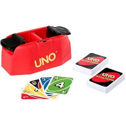 Uno Showdown Card Game, Card Games