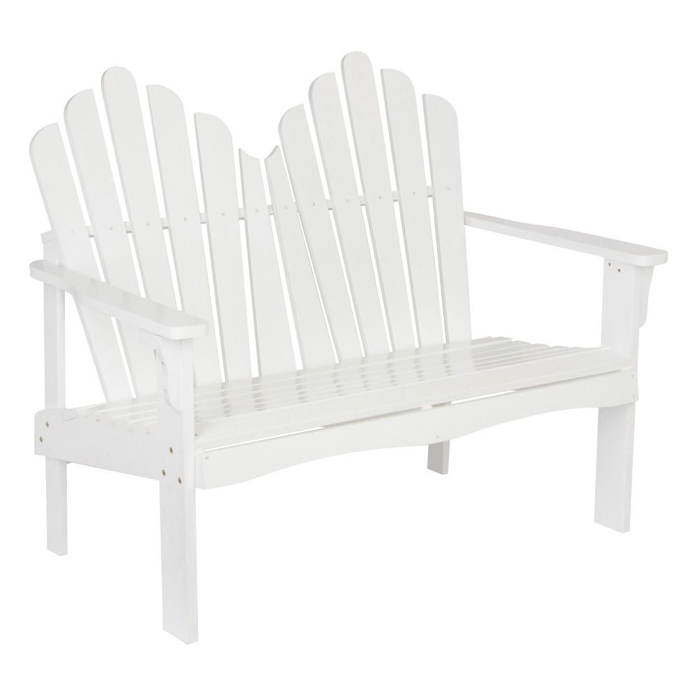 Westport Loveseat - White