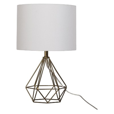 Entenza Wire Table Lamp Brass - Project 62™