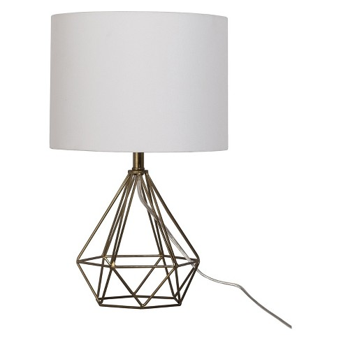 Entenza Wire Geometric Table Lamp - Project 62™ - image 1 of 2