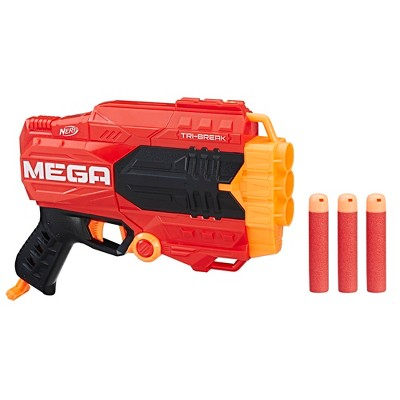 NERF N-Strike Mega Tri-Break Blaster