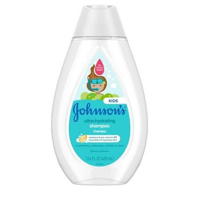 Johnson's Kids Ultra Hydrating Shampoo - 13.6 fl oz
