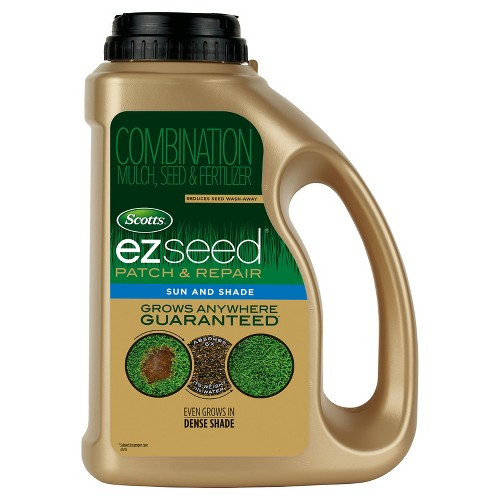 Scotts EZ Seed Sun & Shade 3.75lb Jug