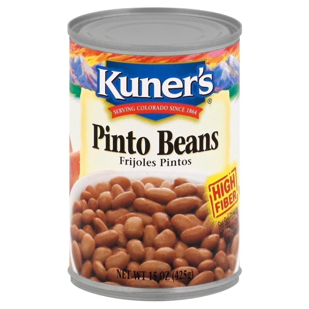 Kuner's Pinto Beans 15 oz