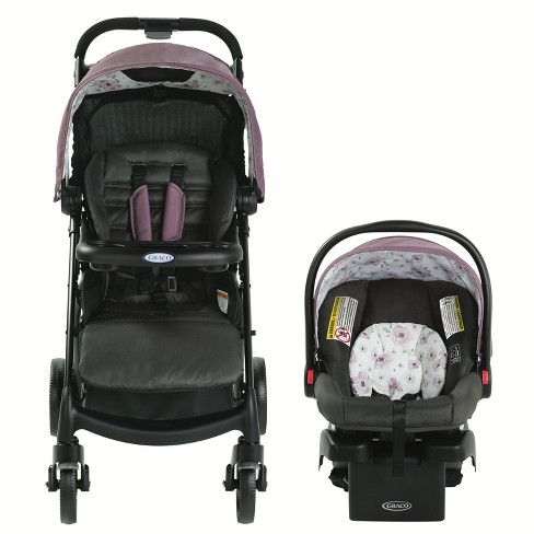 Graco Verb Click Connect Travel System Gracie