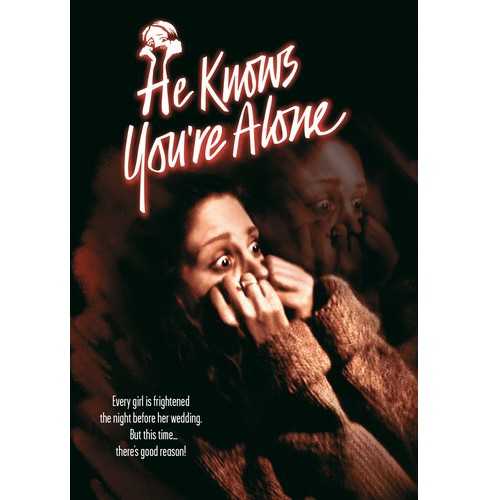 He Knows You're Alone (DVD) - image 1 of 1