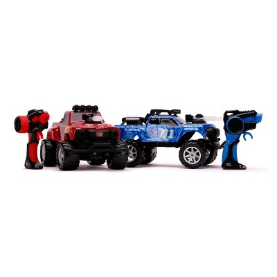 Jada Toys Battle Machines Laser Tag RC Twin Pack