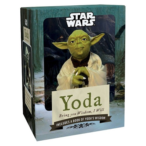 Yoda In A Box Humor  'Star Wars' - image 1 of 1