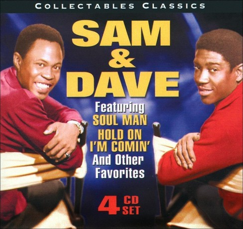Sam & dave - Very best of sam & dave (CD) - image 1 of 1