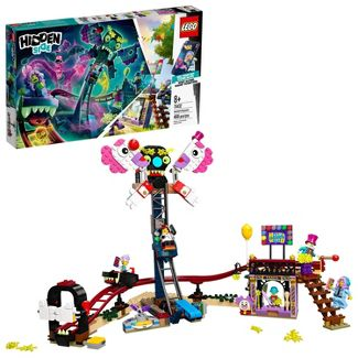 LEGO Hidden Side Haunted Fairground Awesome AR Ghost Hunting Toy 70432