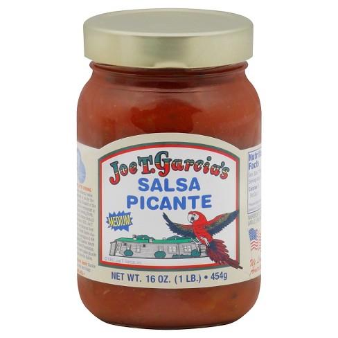Joe T. Garcia's Medium Salsa Picante 16 oz - image 1 of 1