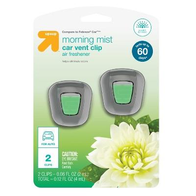 Morning Mist Car Vent Air Freshener - 2pk - up & up™