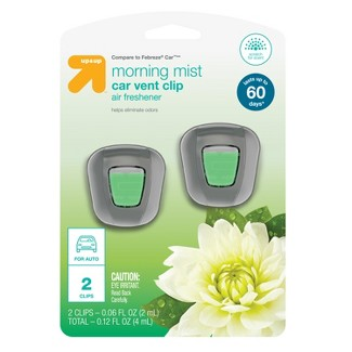 Morning Mist Car Vent Air Freshener - 2pk - Up&Up™ (Compare to Febreze® Car™)