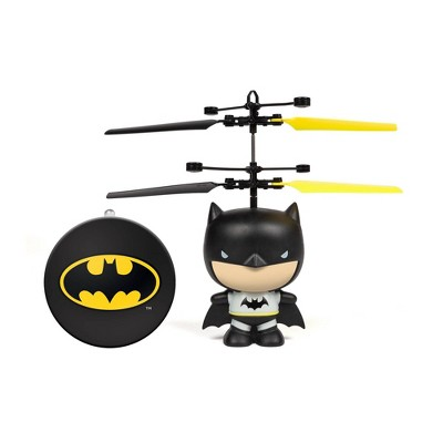 "World Tech Toys DC Batman 3.5"" Flying Character UFO Helicopter"