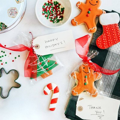 Holiday Baking Cookies Gift Collection