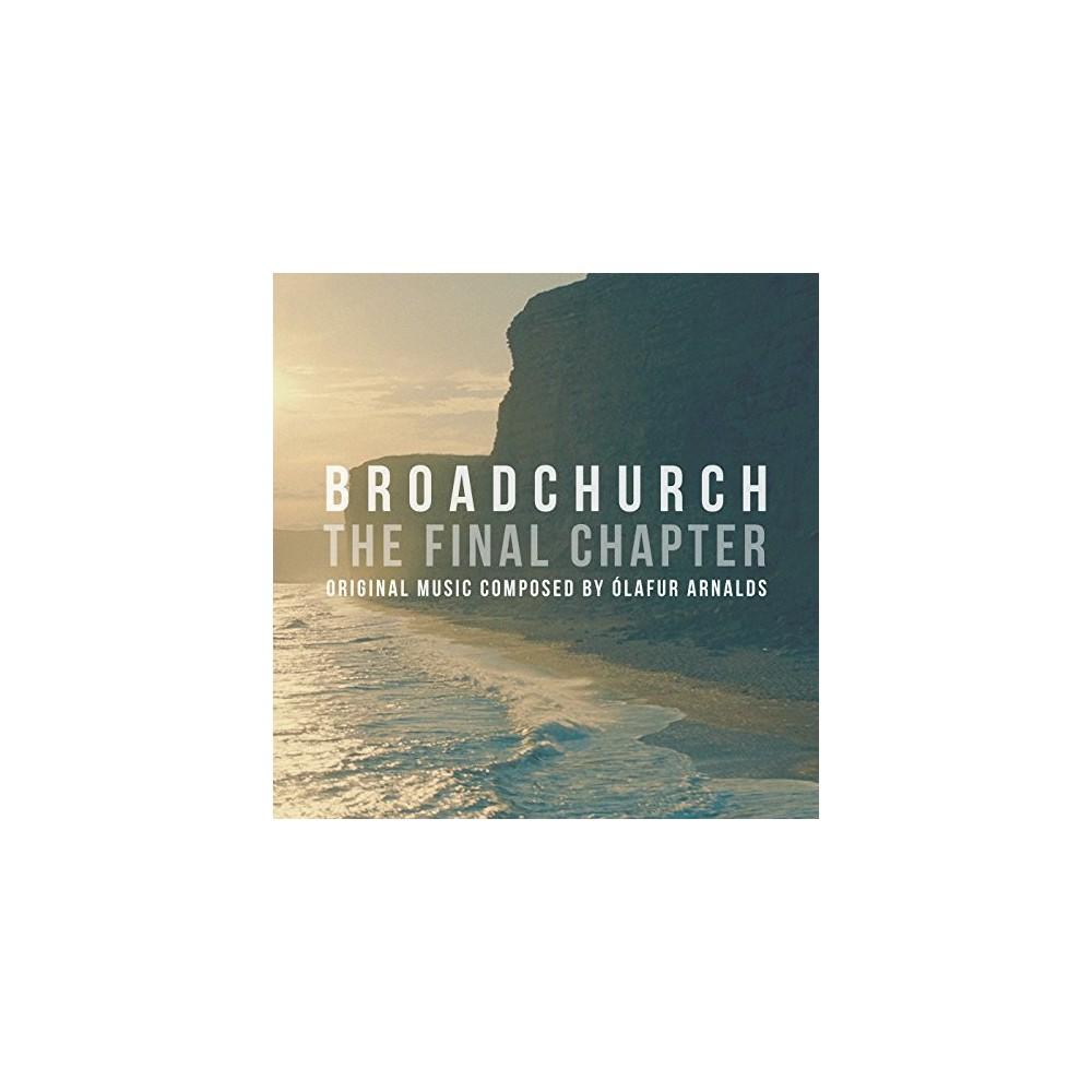 Olafur Arnalds - Broadchurch:Final Chapter (Osc) (CD)