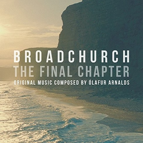 Olafur Arnalds - Broadchurch:Final Chapter (Osc) (CD) - image 1 of 1