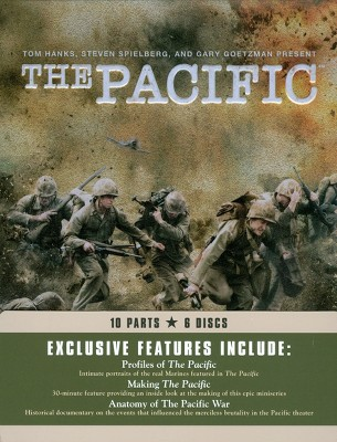 The Pacific (6 Discs)(dvd_video)