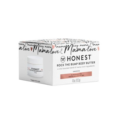 The Honest Company Honest Mama Body Butter - 4 fl oz