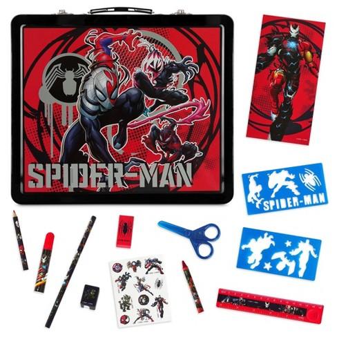 Marvel Spider-Man Tin Art Kit - Disney store - image 1 of 4