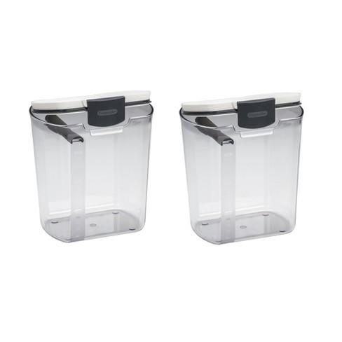 Progressive International Plastic ProKeeper Flour Container, 1 Piece (2 Pack) - image 1 of 4
