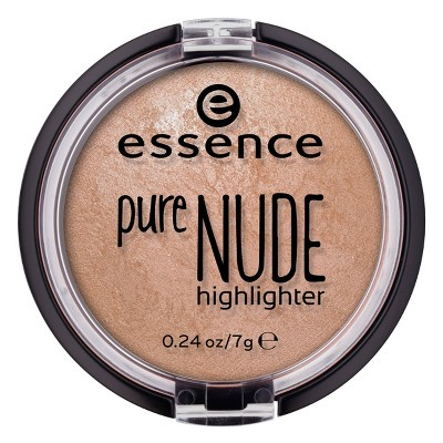 essence Pure Nude Highlighter - 10 Be My Highlight - 0.24oz
