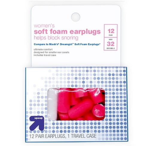 Women's Soft Foam Ear Plugs - 24 pair - Up&Up™ - image 1 of 1