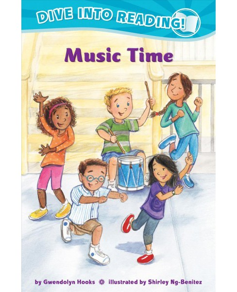 Music Time (School And Library) (Gwendolyn Hooks) - image 1 of 1