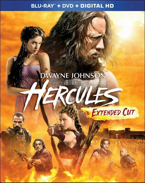 Hercules (2 Discs) (Includes Digital Copy) (Ultraviolet) (Blu-ray/DVD) - image 1 of 1