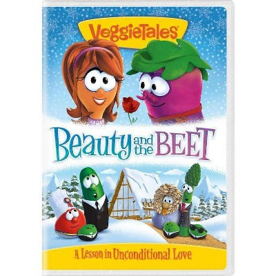 Veggie Tales: Beauty and the Beet (DVD)(2018)