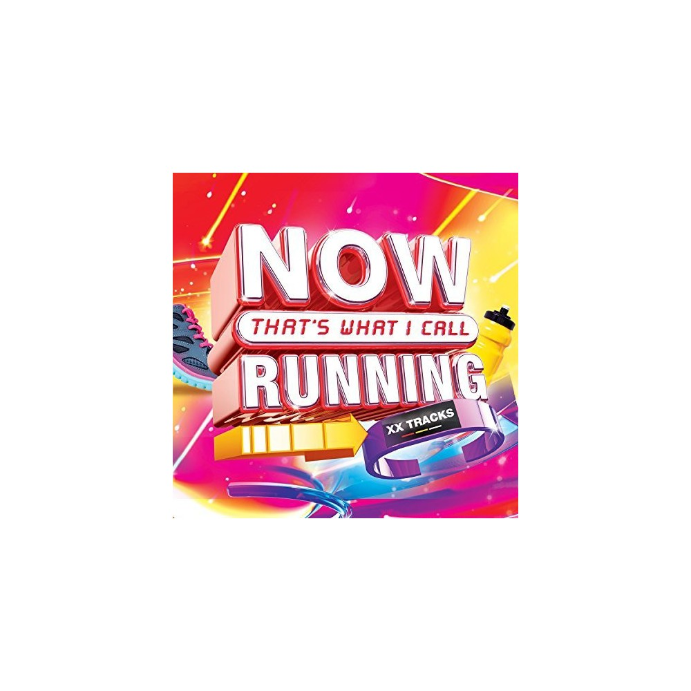 Now That's What I Call Running 2017 & Various - Now That's What I Call Running 2017 / Various (CD)